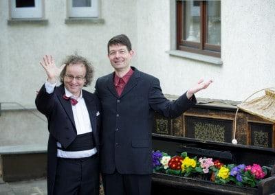 Pressebild Gerhard Schaubach und Michael Ihringer
